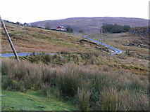 B8614 : Rural housing - Tor Townland by Mac McCarron