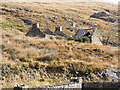 B8318 : Ruined cottage and outbuilding - Crolly Townland by Mac McCarron