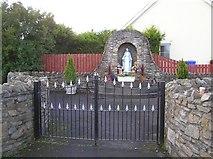 C3402 : Shrine at Boyagh by Kenneth  Allen