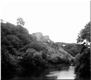 SN1943 : Cilgerran Castle by Gerald England