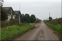 TA0116 : The Road towards Barton Upon Humber by David Wright