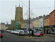 SP0202 : Cirencester Market Place by Jonathan Billinger