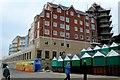SZ1191 : New Apartments, Boscombe by Nigel Mykura