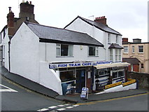 SH7782 : Fish and Chip Shop by Keith Evans