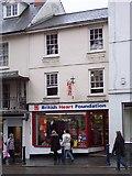 SO2914 : 3 Cross Street, Abergavenny by M J Bottle