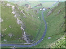 SK1382 : Winnats Pass by Chris Wimbush
