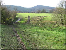 SK1583 : Footpath to Castleton by Chris Wimbush
