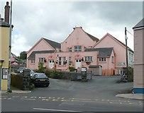 SM9537 : Primary School, West Street, Fishguard / Abergwaun by Humphrey Bolton