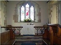 SY7699 : Interior, St Martin's Church by Maigheach-gheal