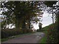 SO6390 : Access to New Hall Farm by Row17