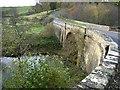 NZ0985 : Bridge over the Hart Burn by Oliver Dixon
