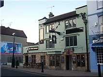 TQ7567 : The North Foreland Public House, Rochester by David Anstiss