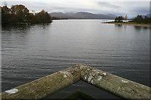 NS3882 : View over Loch Lomond by David Lally