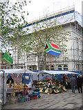 SU6351 : Saturday market - 'Top of Town' by Sandy B