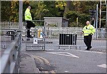 TA0729 : Emergency Point A, Hull Fair by Peter Church