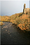 NZ0416 : The River Tees and Barnard Castle by David Lally