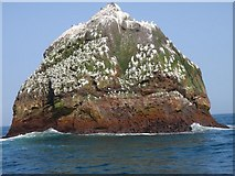MC0316 : Rockall - the most difficult island in the world to sleep on by Andy Strangeway