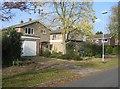 TL4357 : Modern detached homes - Gough Way by Enttauscht