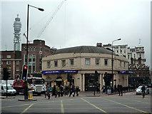 TQ2882 : Great Portland Street Station by Ian Capper