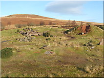NS3678 : Carman Quarry by Lairich Rig