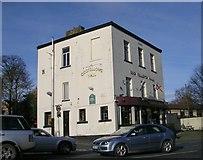 SE1437 : Oddfellows Hall - Otley Road by Betty Longbottom
