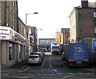 SE1437 : Dale Street - Otley Road by Betty Longbottom