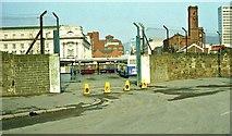 J3474 : Former Oxford Street bus station, Belfast by Albert Bridge