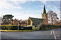 SE7748 : St Catherine's C of E, Barmby Moor by Peter Church