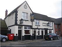 SP3379 : Town Wall Tavern, Bond Street by E Gammie