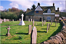 SK4338 : All Saints, Dale by Andy Jamieson