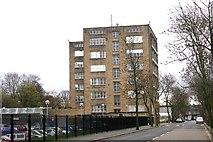 SE0824 : Calderdale College - Hopwood Lane by Betty Longbottom
