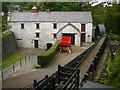 C1209 : Newmills Corn & Flax Mills Museum near Letterkenny by Colin Park