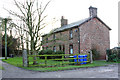 SE9954 : Station Cottages, Southburn by Peter Church