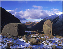 NY4008 : The Kirk Stone by Tom Richardson