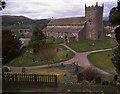 SD3598 : Hawkshead Church by Tom Richardson