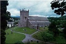 SD3598 : Hawkshead Church The Lakes by Andy Jamieson