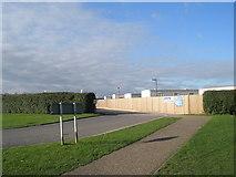 TQ0202 : Road to Littlehampton Marina by Basher Eyre