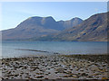 NG8954 : Loch Torridon from Annat by Nigel Brown