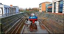 J3475 : The Clarendon Dock, Belfast (7) by Albert Bridge