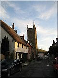 ST6601 : Abbey Street - Cerne Abbas by Sarah Smith