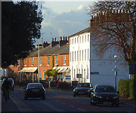 SU7272 : Christchurch Road, Reading by Andrew Smith