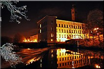 SE1438 : Salts Mill by philld