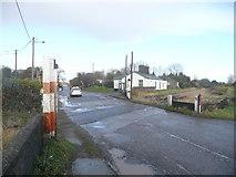 N8576 : Level Crossing at Wilkinstown, Co. Meath by JP