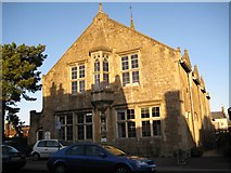 ST6316 : The Digby Memorial Church Hall - Sherborne by Sarah Smith