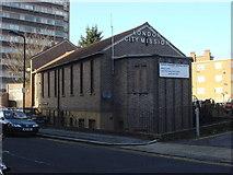 TQ3283 : Nasmith Christian Centre by Oxyman