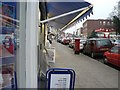 SZ1391 : Southbourne: postbox № BH6 215, Southbourne Grove by Chris Downer