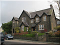 SH7401 : Old Police Court, Machynlleth by Stephen Craven