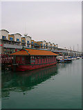 TQ3303 : The Pagoda, Brighton Marina by Simon Carey