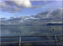 SH5873 : Puffin Island from Garth Pier by mick finn