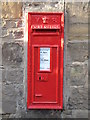 NY9170 : Victorian postbox at the George Hotel, Chollerford by Mike Quinn